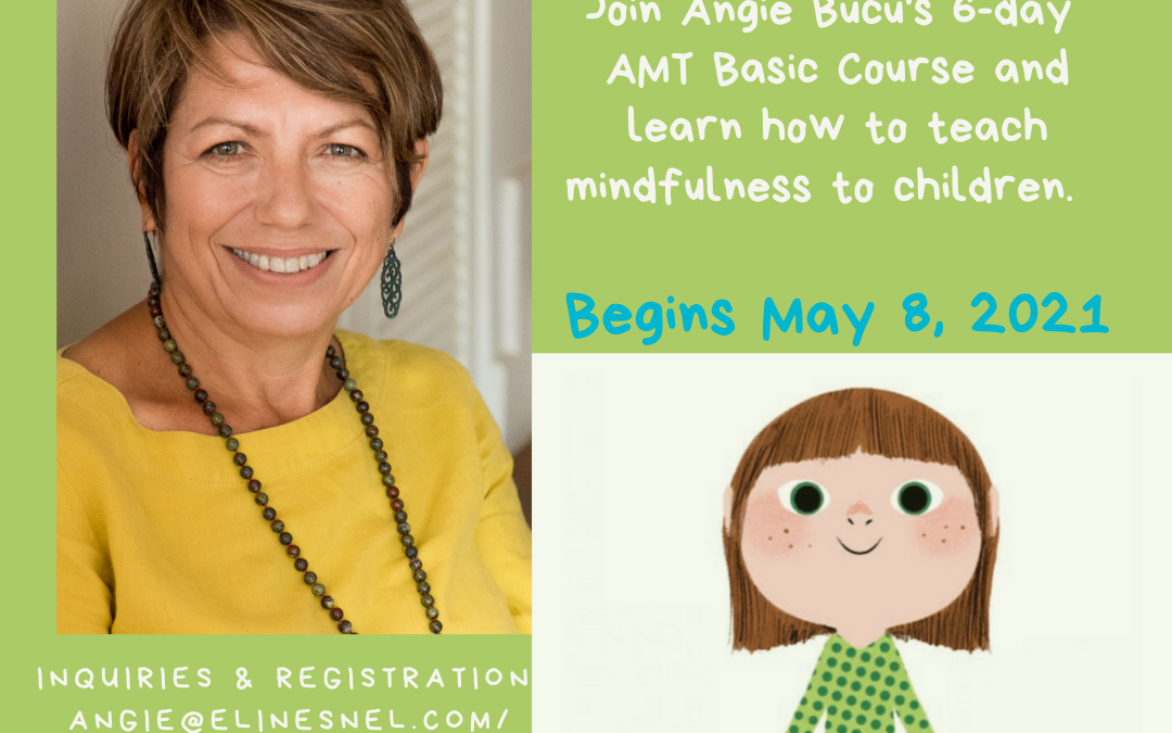 Mindfulness for Children – Teacher Training (6-day course)